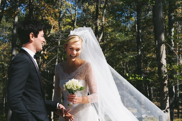 Casamento Famoso: Karlie Kloss e Joshua Kushner