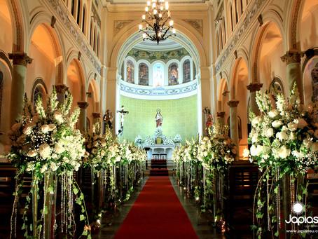 Casamento na Capela Real, regras e procedimentos