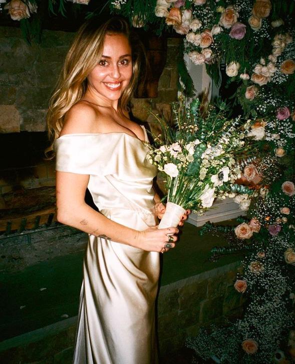 Casamento Famoso: Miley Cyrus e Liam Hemsworth