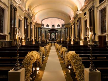 Casamento na Igreja São Luis Gonzaga, regras e procedimentos