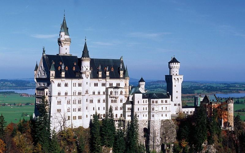 Honeymoon in Germany