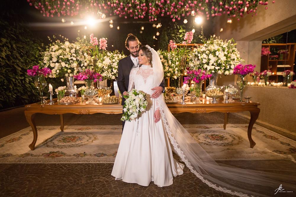 Casamento na Estação São Paulo: Lais e Edu