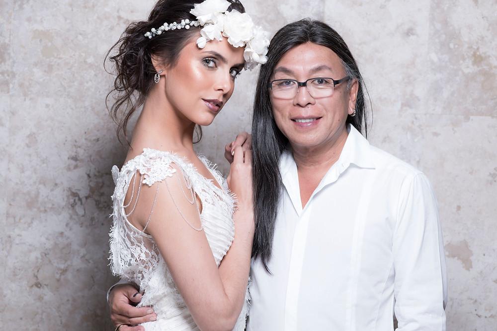 Cabelo e Maquiagem para Casamento