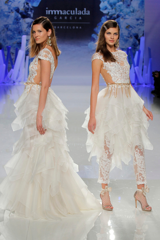 Inmaculada Garcia | Vestido de Noiva | Casamento  | Blog de Casamento | Moda Noiva |  Desfiles de Vestidos de Noiva