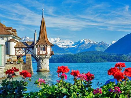 Alles über Flitterwochen in der Schweiz