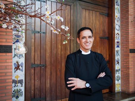 Cerimônia de Casamento na Igreja Anglicana por Reverendo Aldo Quintão