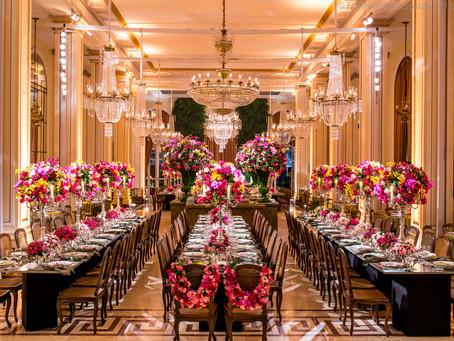 A tradição do Casamento no Copacabana Palace