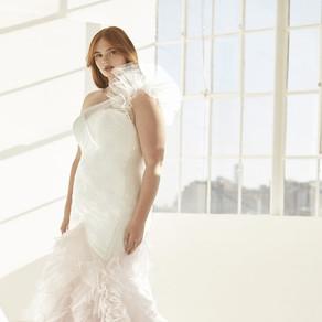 Ashley Graham Wedding Dresses Collection for Pronovias: