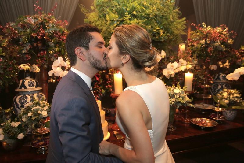 Casamento Clássico no Espaço Jardim Leopoldina