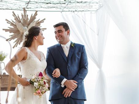 Casamento na Viela da Praia: Amanda e Gustavo