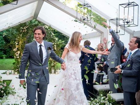 Famous Wedding: Gwyneth Paltrow and Brad Falchuk