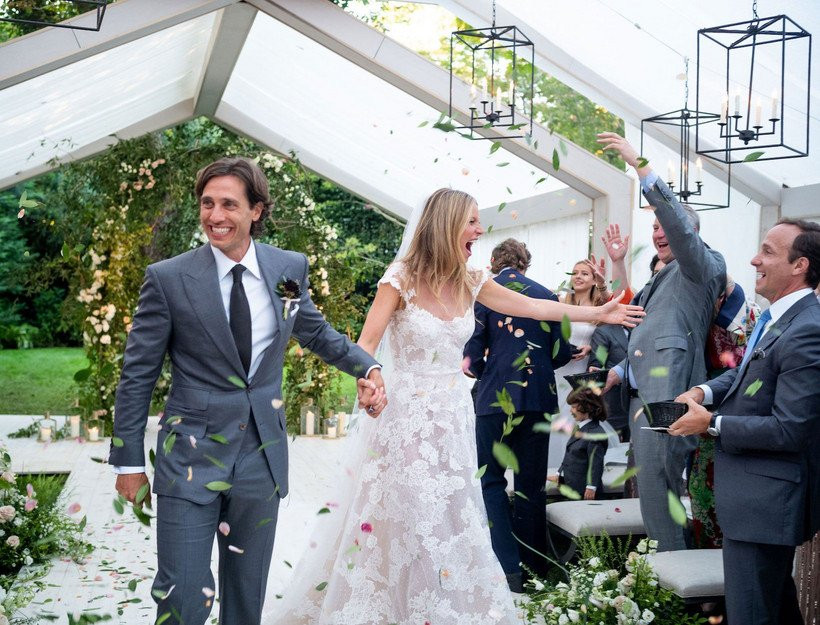 Mariage célèbre: Gwyneth Paltrow et Brad Falchuk