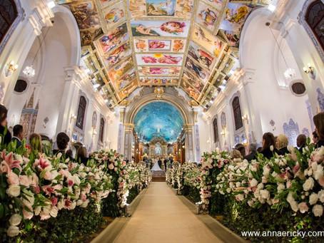 Decorações de Casamento para a Igreja, tendências!