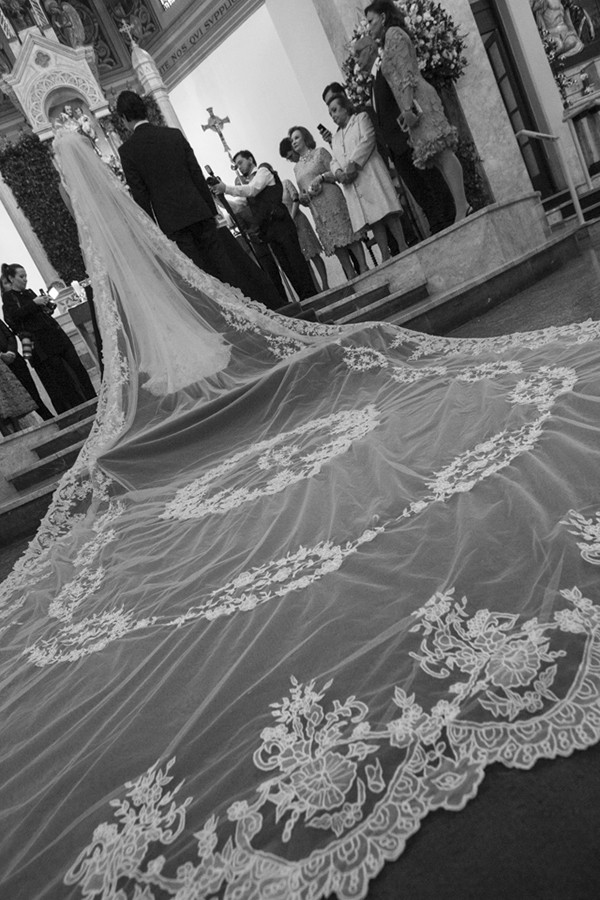 Helena Bordon e Humberto Meirelles | Casamento | Blog de Casamento | Weddingg | Igreja Sao Jose Jardim Europa