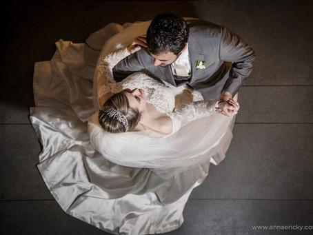 Tendências para os Álbuns de Casamento por Anna Quast e Ricky Arruda