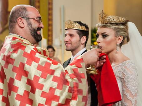 Casamento Ortodoxo por Coral Magnificat