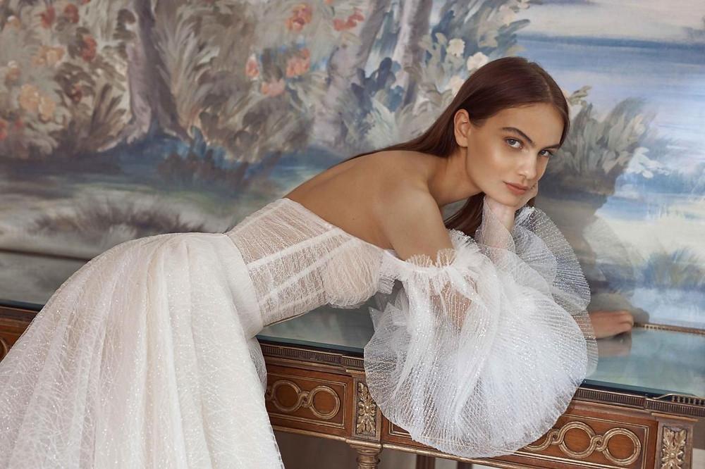 Robe de mariée Galia Lahav