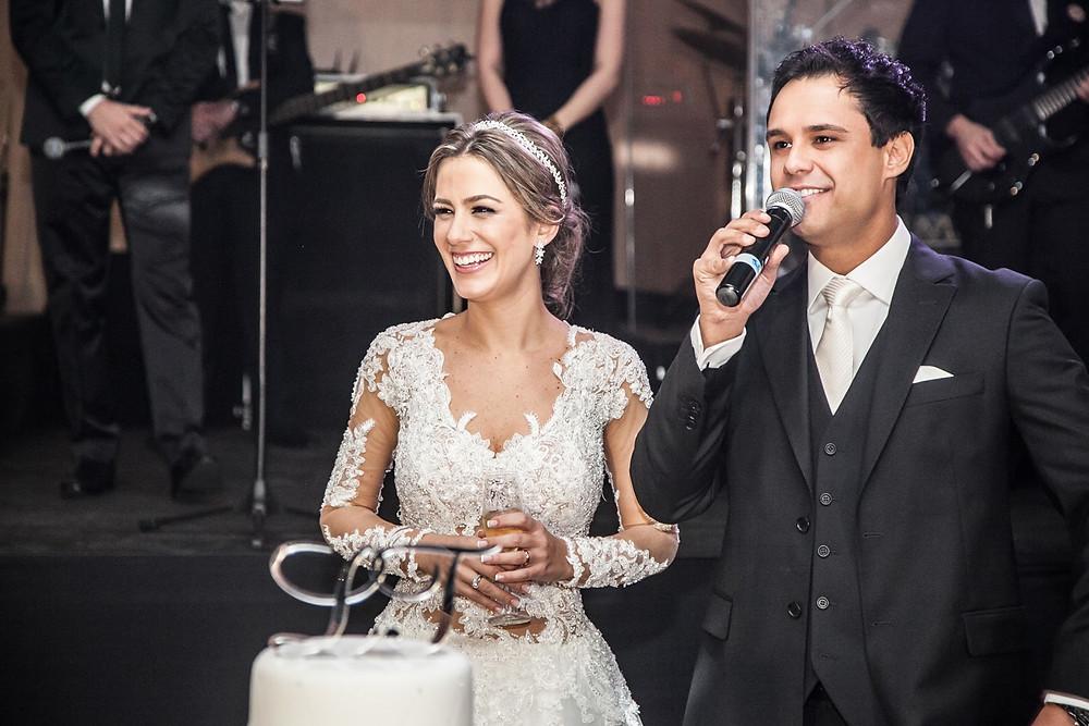 Como cumprimentar os Convidados no Casamento
