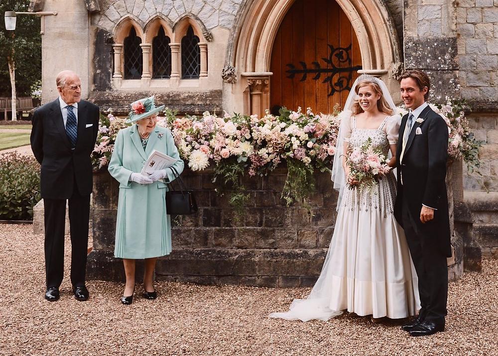 Casamento da Princesa Beatrice