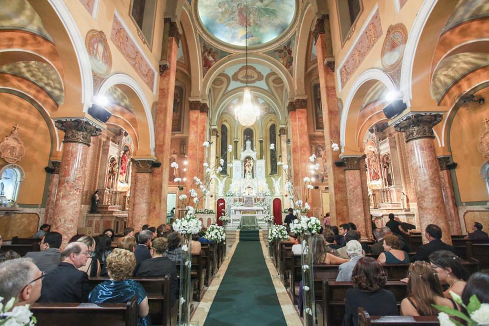 Igrejas para Casamento no ABC, em São Paulo