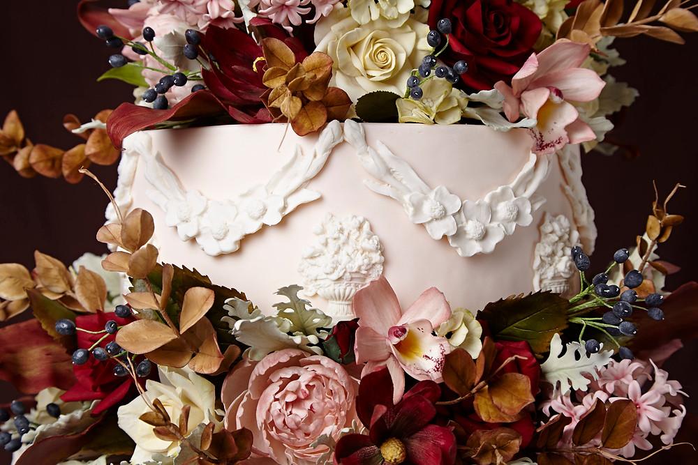 Bolo de Casamento   The King Cake    Naked Cake   Blog de Casamento   Weddingg Blog de Casamento