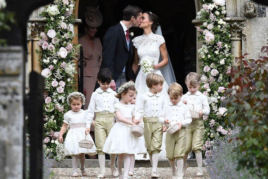 Mariage Royal: Pippa Middleton