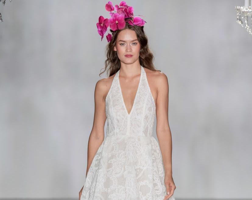 Coleção de Vestidos de Noiva Anne Barge