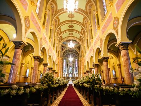 Casamento na Igreja Santa Terezinha Higienópolis, regras e procedimentos