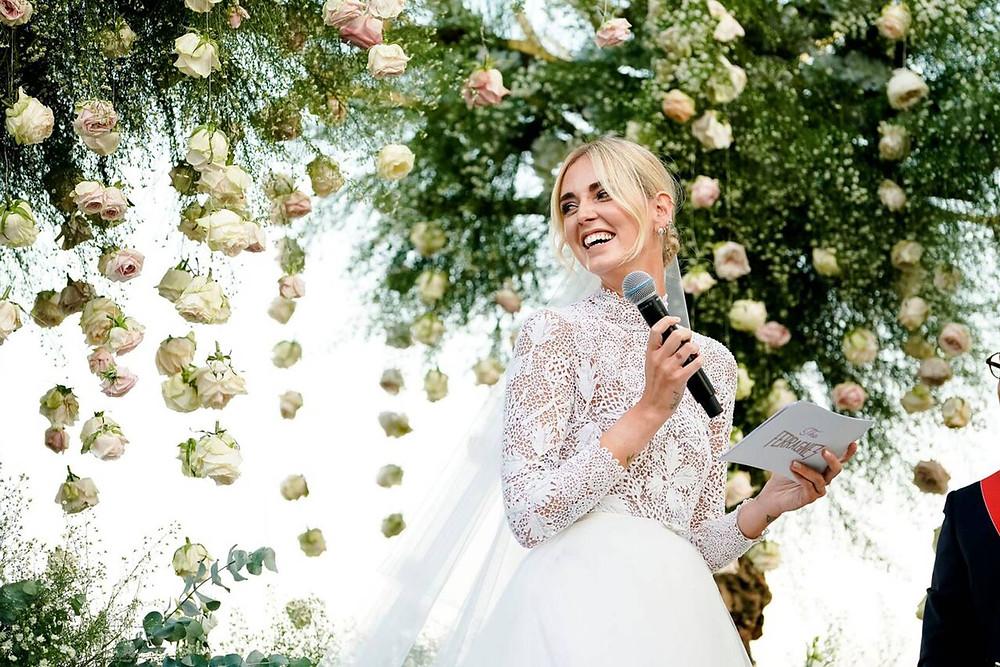 Casamento Chiara Ferragni e Fedez,  Dimora Delle Balze, localizado no sul da Itália