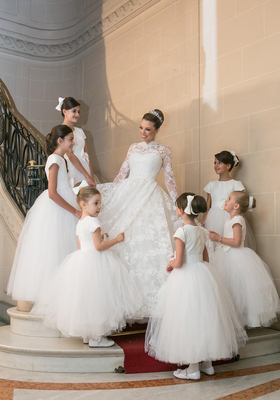 Daminhas de Casamento, Damas de Honra Casamento, Casamento na Capela do Sion. Casamento no Iate Club de Santos