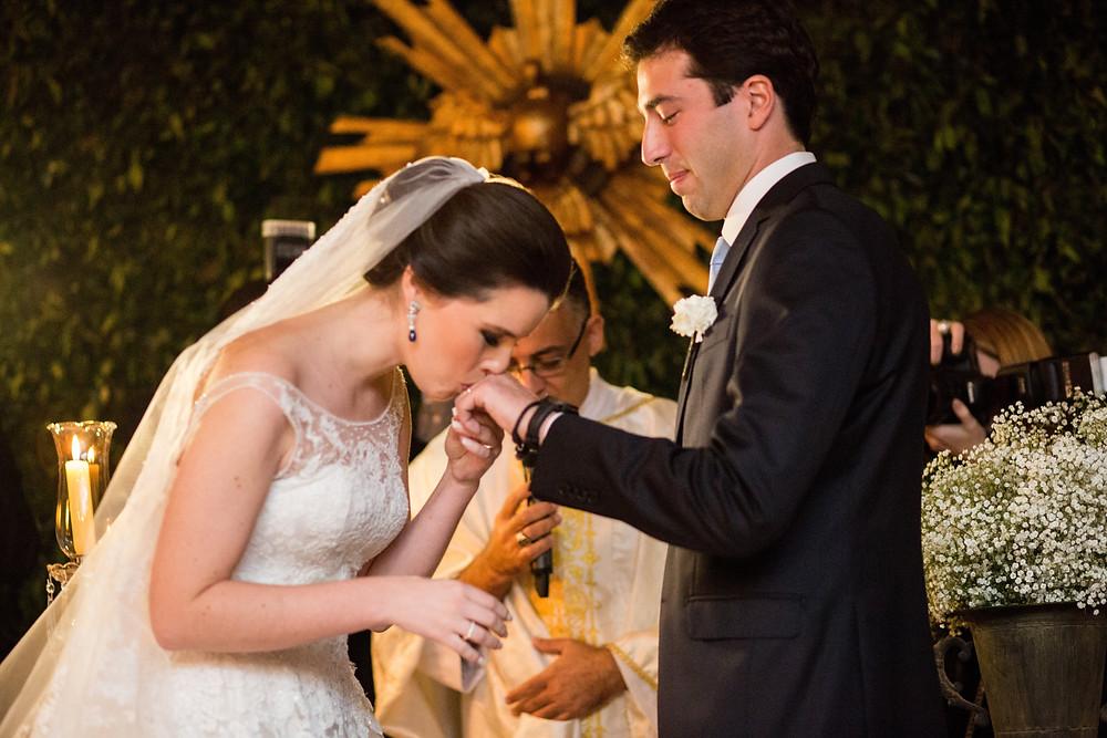 Casamento Clássico no Trio Pergola