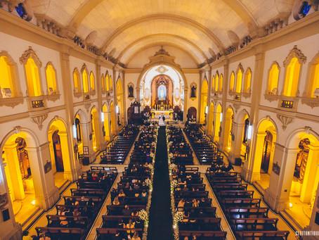 Casamento na Igreja Santuário Nossa Senhora de Fátima, regras e procedimentos