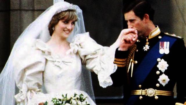 Casamento Real: Lady Diana e Príncipe Charles