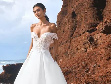 Collection de robes de mariée Pronovias