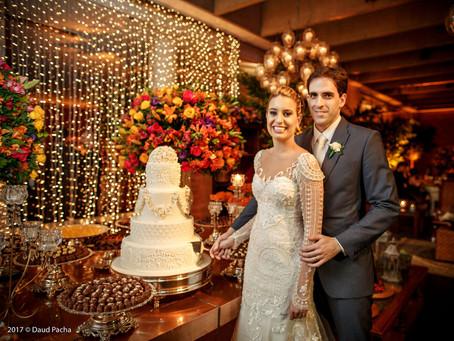 Casamento no MAM: Michelle e Arthur