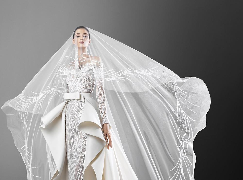 Coleção de Vestido de Noiva Zuhair Murad
