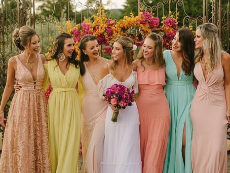 Vestido para Madrinha de Casamento; confira as tendências