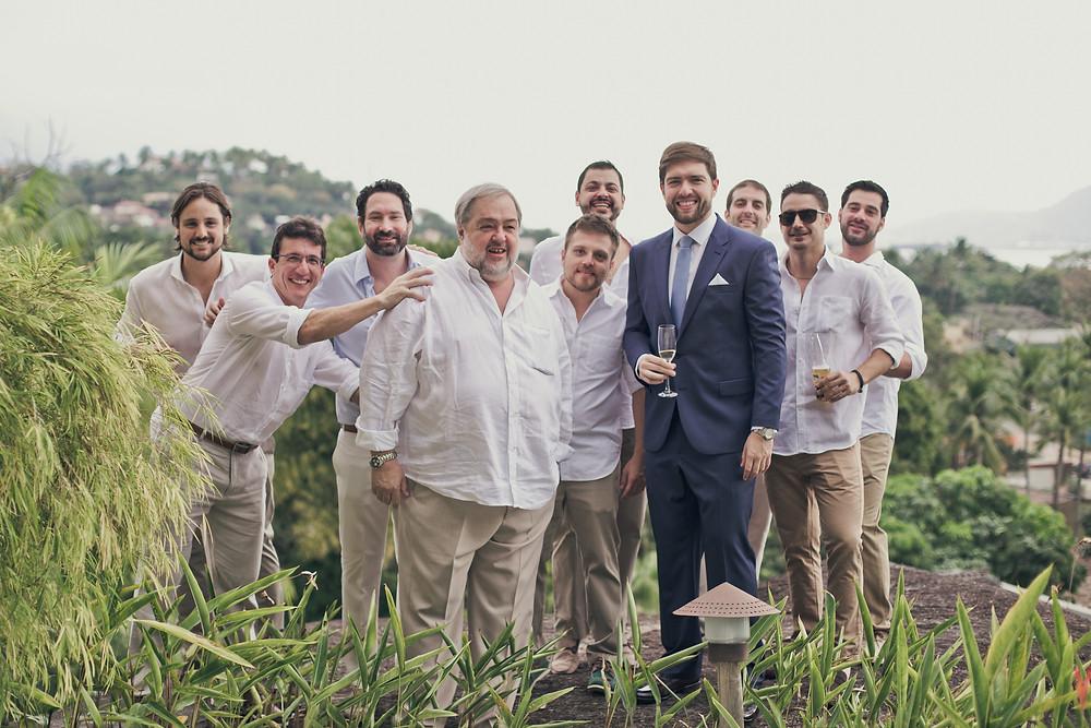 Casamento Maria Marta e Francisco | Sea Club Ilha Bela | Casamento na Praia | Blog de Casamento