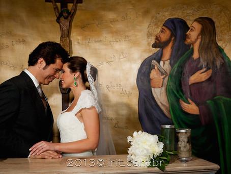 Casamento no Campo: Carolina e Evandro