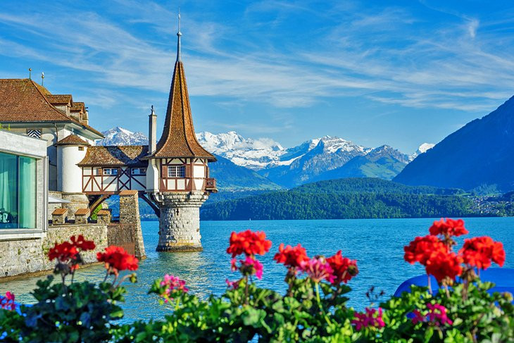 lune de miel en Suisse
