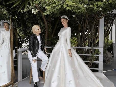 Vestidos de Noiva Dior, confira os modelos que inspiraram!