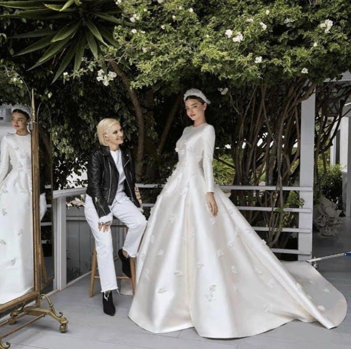 Vestidos de Noiva Dior