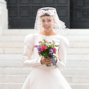 Vestido de Noiva Chanel