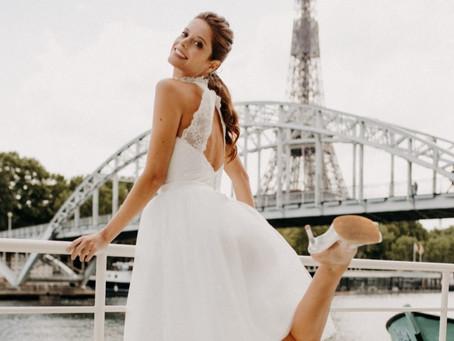 Collection de robes de mariée Cymbeline