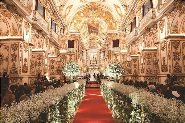 Casamento Igreja Nossa Senhora do Carmo