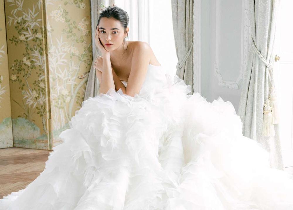 Robes de mariée Monique Lhuillier