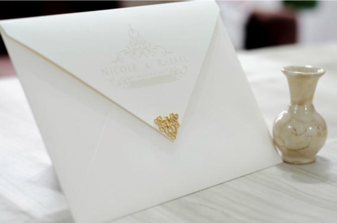 Convites de casamento, Como calcular a quantidade Convites, dicas por Andrea Nocesa