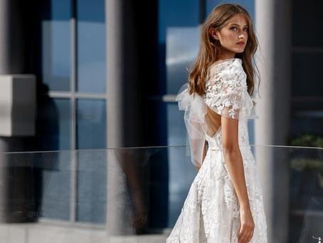 Coleção de Vestidos de Noiva Mira Zwillinger