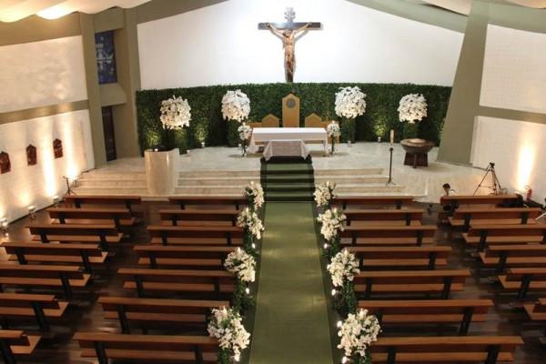 Casamento na Igreja São Pedro São Paulo, regras e procedimentos