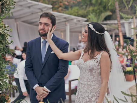 Casamento no Sea Club: Maria Marta e Francisco